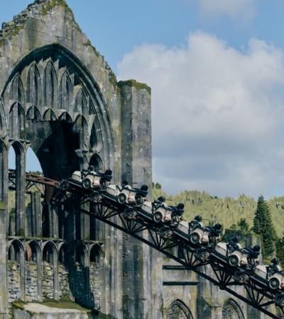 Hagrid's Magical: nova montanha russa da Universal inspirada na saga Harry Potter