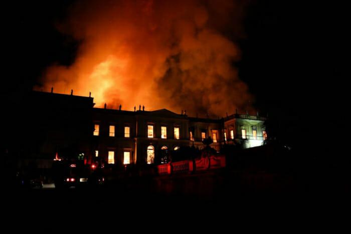 incendio museu nacional 1