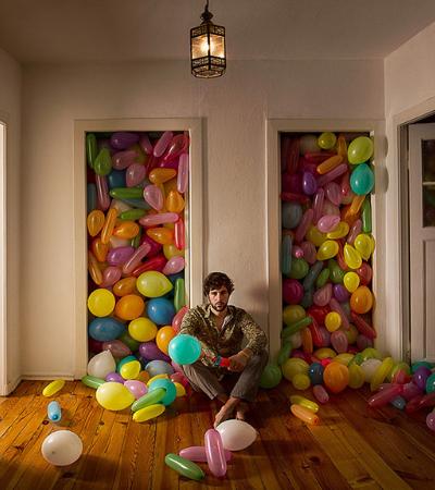 Série de fotos retrata a fronteira entre a infância e a idade adulta