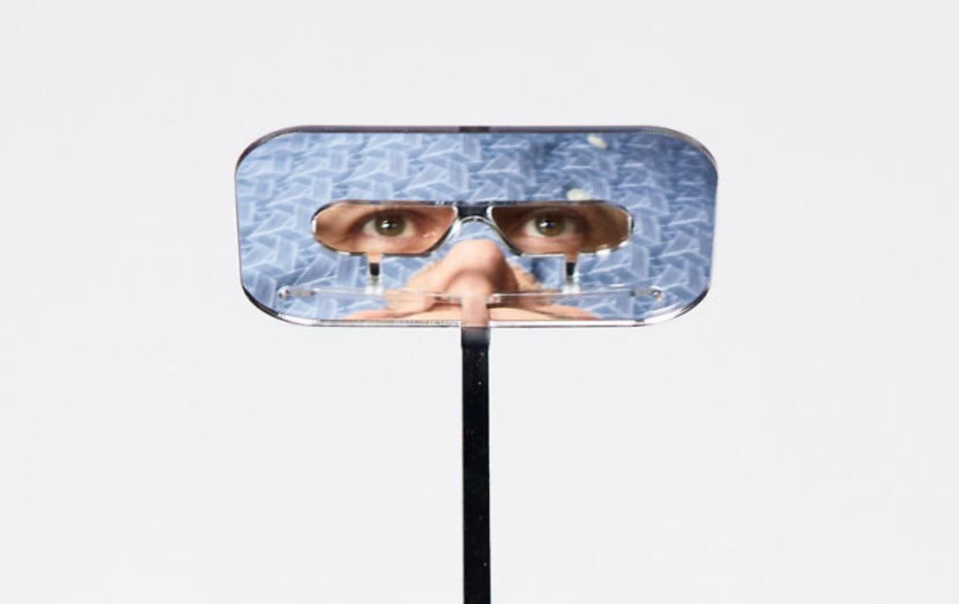 óculos periscópio 1
