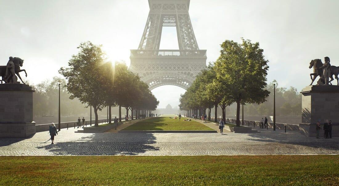 parque torre eiffel 5