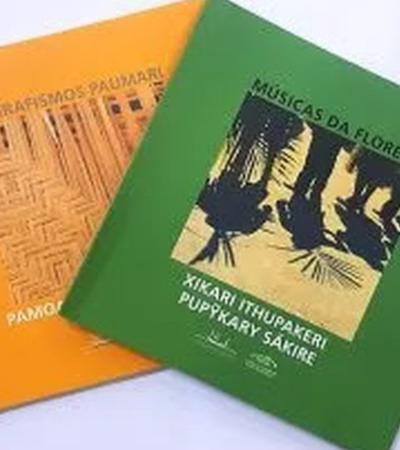 Ufam publica coleção de livros escritos por pesquisadores indígenas