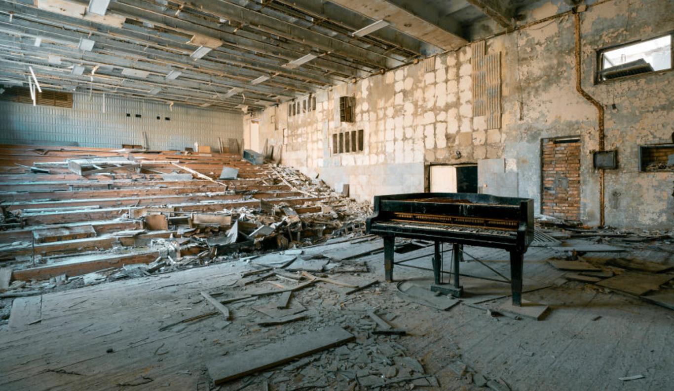 pianos em chernobyl 1