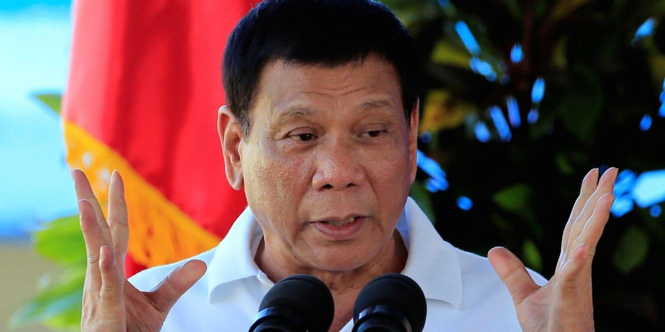 presidente filipinas 2