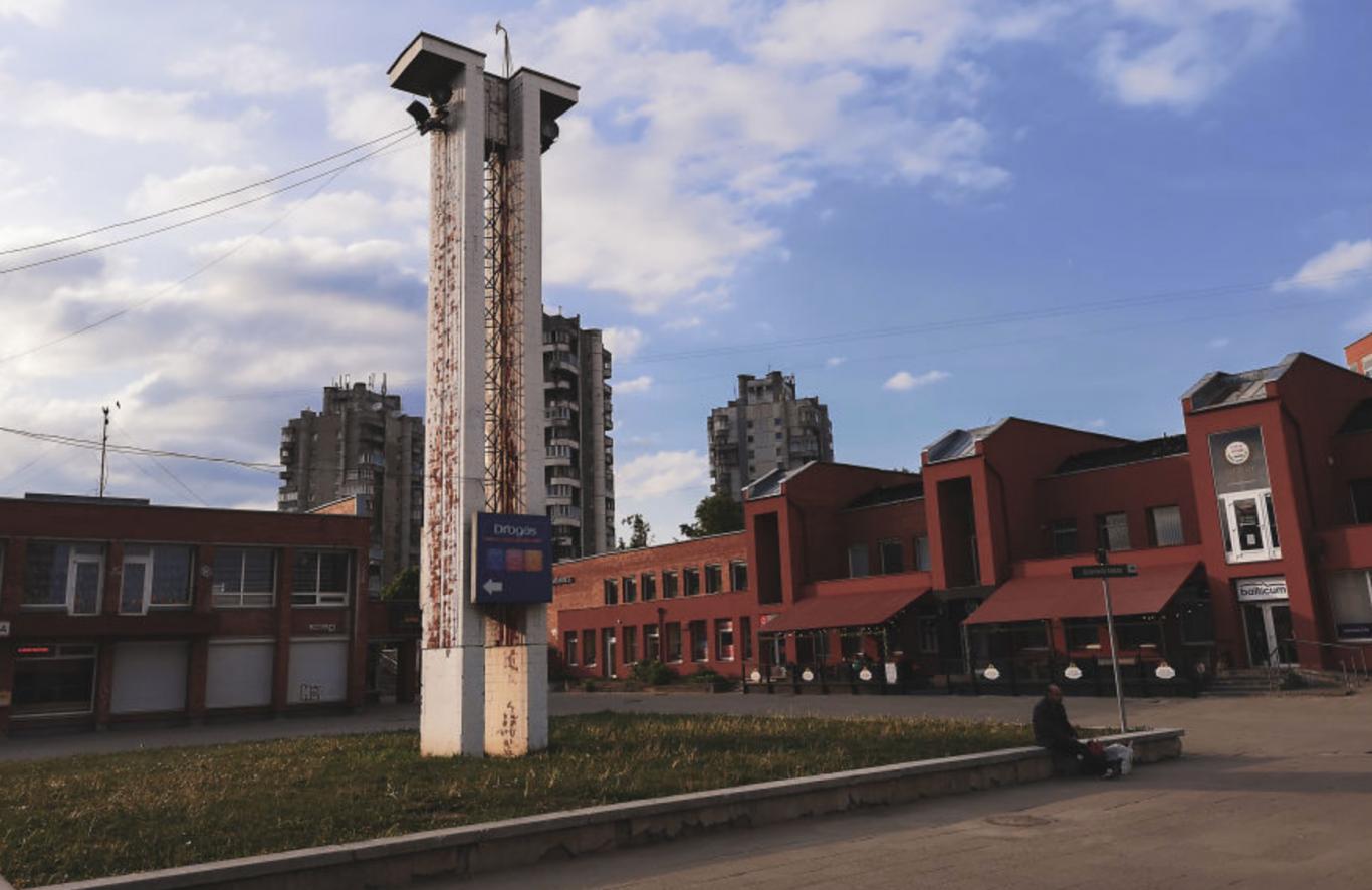 série chernobyl cidade 19