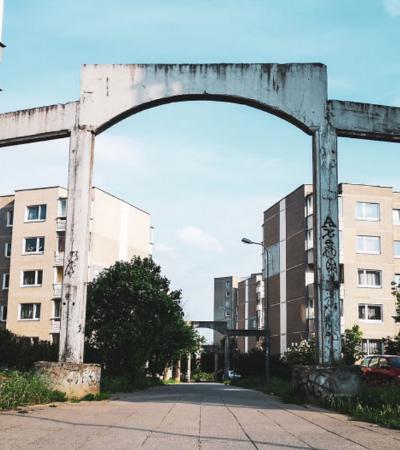 A série 'Chernobyl' foi gravada onde ele mora por isso resolveu compartilhar algumas fotos
