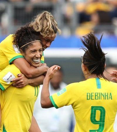 Dibradoras lançam Observatório de Futebol Feminino para acompanhar números da Copa
