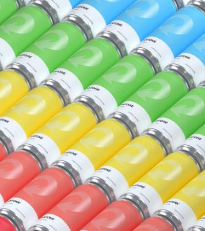 Skol e Pantone lançam edição limitada e colorida para celebrar orgulho LGBT