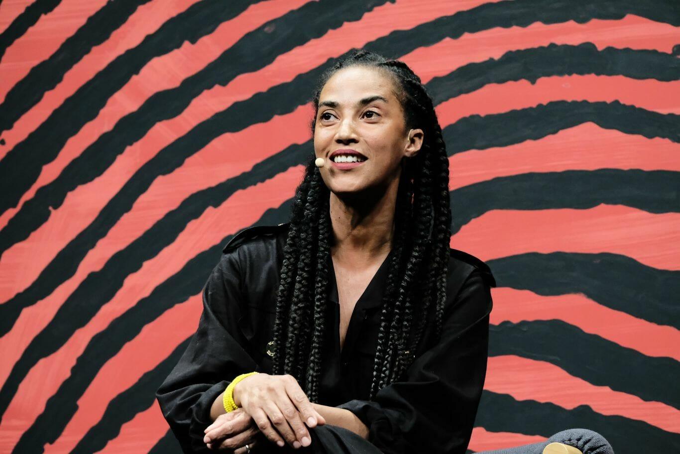 Grada Kilomba foi a autora que mais vendeu livros na Flip 2019