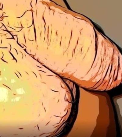 Paraense cria absorvente íntimo masculino para evitar que urina pingue na cueca