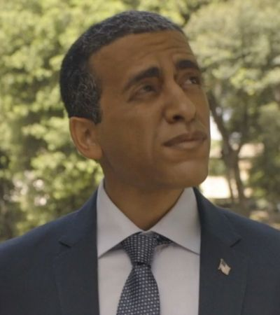 Companhia aérea italiana Alitalia usa blackface para interpretar Obama em propaganda