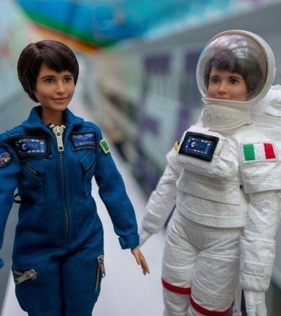 Até que enfim: Barbie ganha versão astronauta para inspirar as meninas