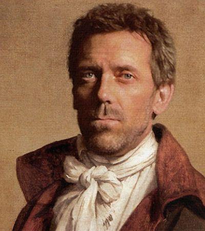 Atrizes e atores atuais são transformados em pinturas renascentistas