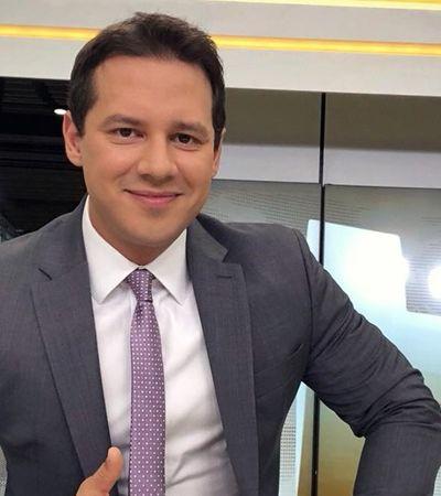 Dony quebra código de ética e é repreendido pela Globo