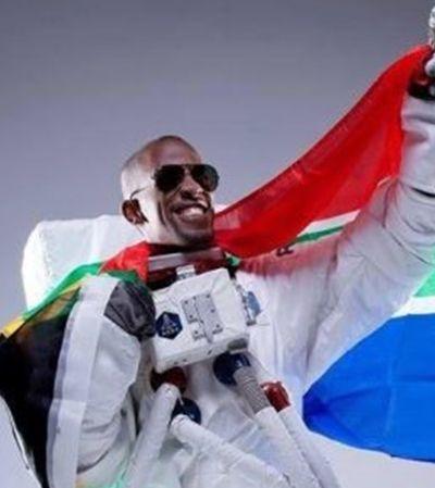 Homem morre antes de se tornar primeiro negro a pisar no espaço