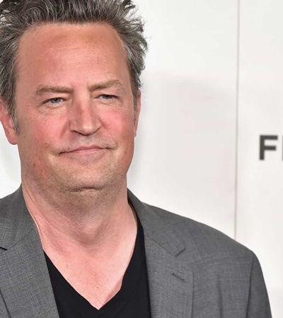 Após anos sumido, Matthew Perry, o Chandler, de 'Friends', reaparece e preocupa fãs