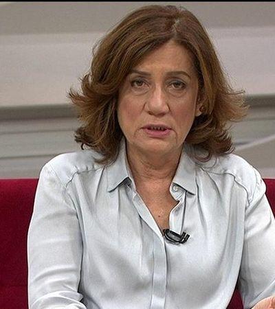 Miriam Leitão é desconvidada de feira de livro em SC. Motivo: a 'ideologia' dela