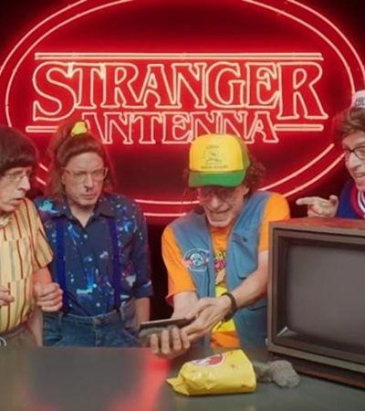 Com humor, app e nostalgia dos 1980 Netflix divulga 3ª temporada de 'Stranger Things'
