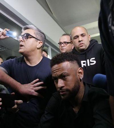 Polícia encerra investigação e Neymar não é indiciado