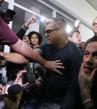 Caso Neymar é arquivado após advogado de Najila ser ouvido