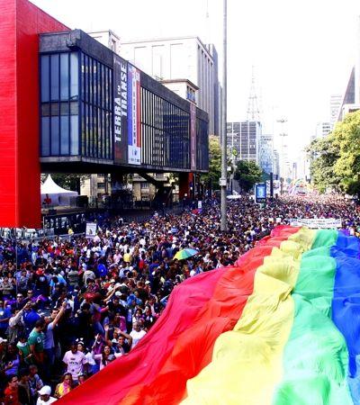 Lacrou e lucrou: Parada LGBT+ movimenta R$ 403 milhões em São Paulo