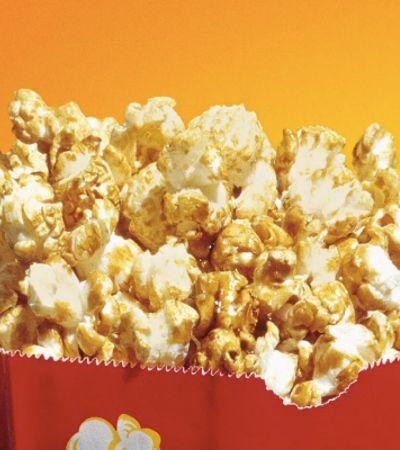 Cinemark passa a vender a pipoca do cinema em lojas e supermercados