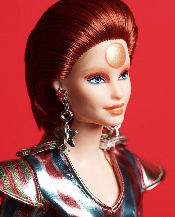 barbie david bowie 1