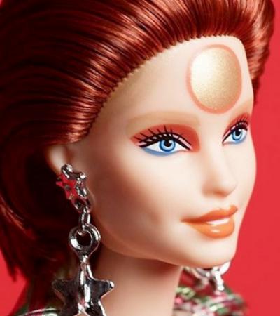 Mattel anuncia nova Barbie em homenagem a David Bowie
