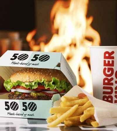 Burger King faz teste cego: Seu Whopper é de carne vegetal ou animal?