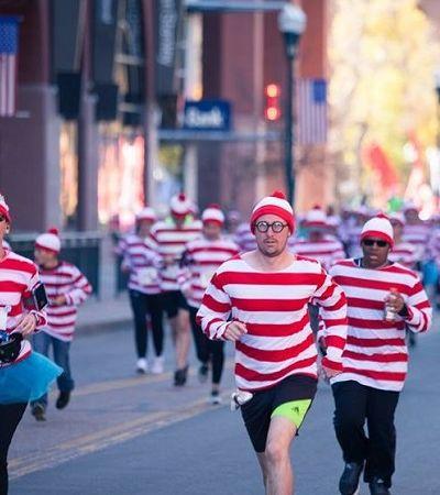 Prova de corrida 'Onde Está Wally?' será disputada em três cidades brasileiras