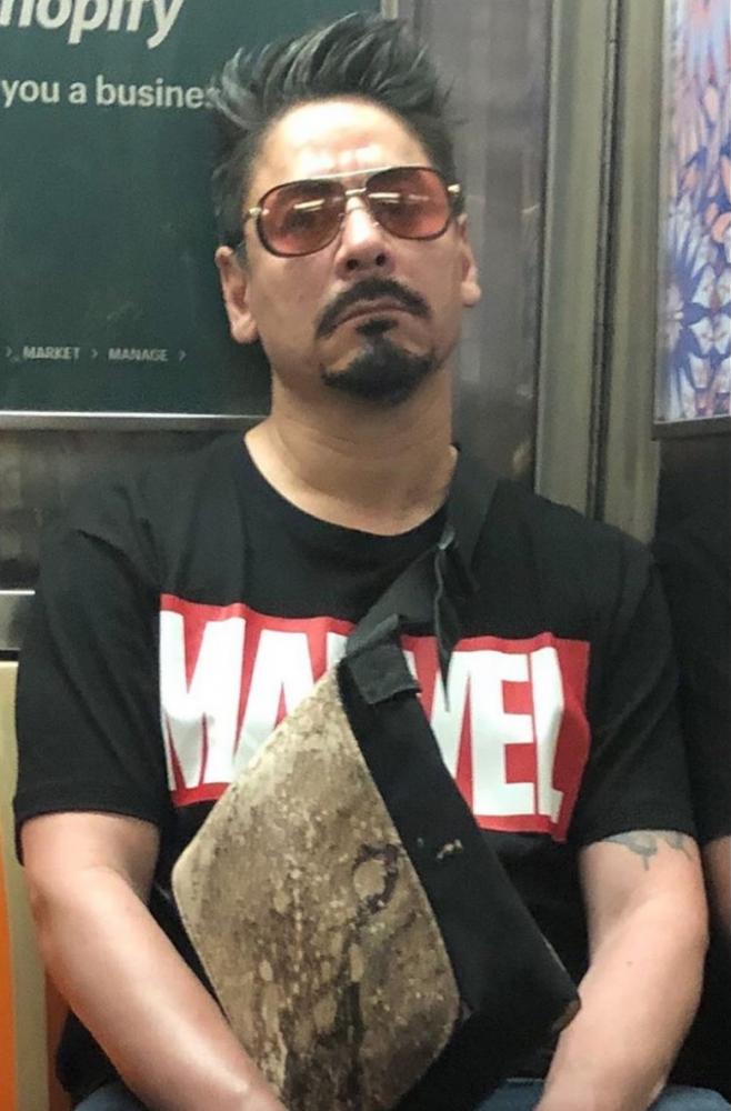 criaturas do metrô 1