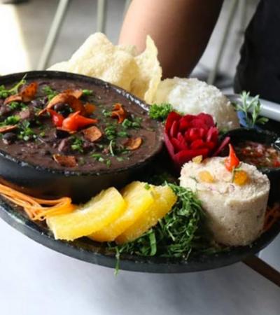 Restaurante faz sucesso em BH com versões veganas de clássicos da culinária brasileira