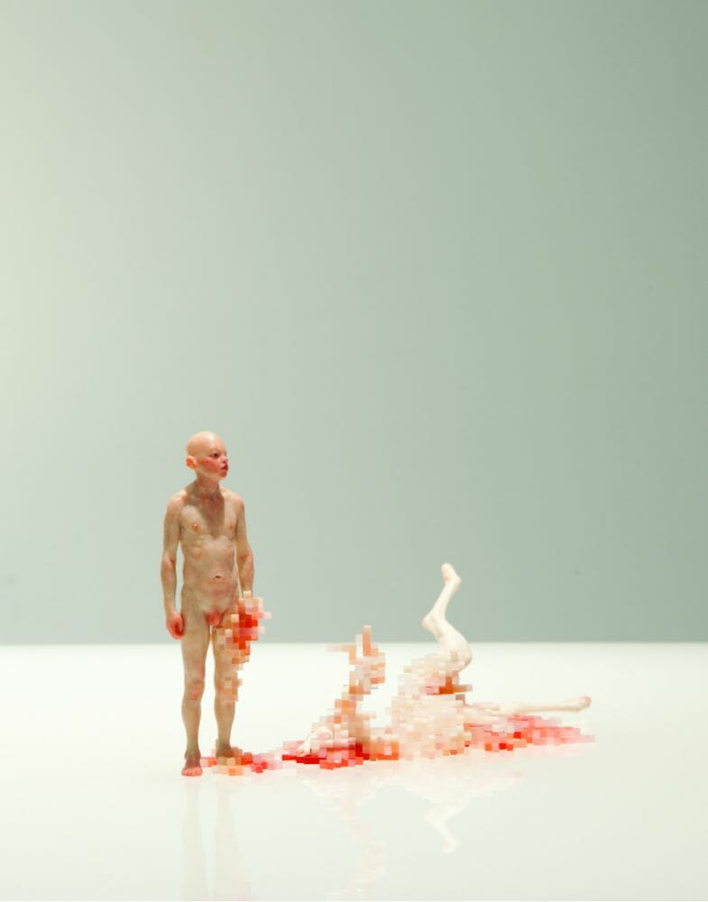 esculturas Dongwook Lee 2