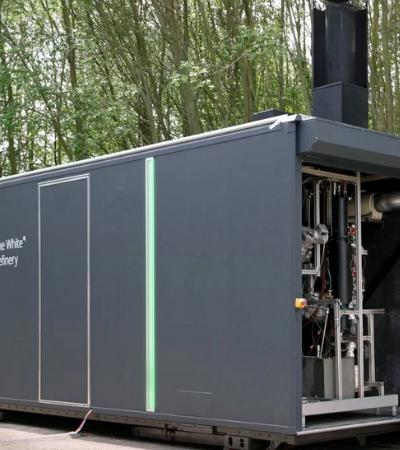 Empresa cria sistema que transforma lixo oceânico em combustível