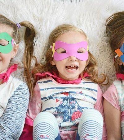 38% das meninas de 4 anos estão insatisfeitas com seus corpos