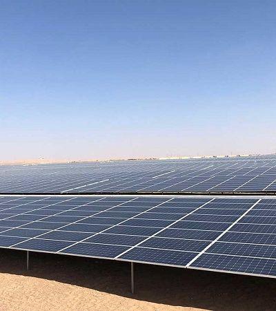 Maior fazenda solar do mundo é inaugurada nos Emirados Árabes Unidos