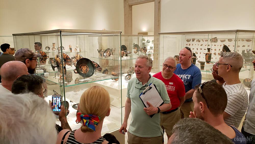 Tour com segredos gays no museu Met - Foto: Rafael Leick / Viaja Bi!