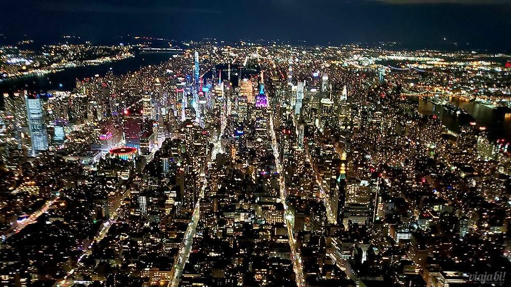 Passeio de helicóptero especial Pride em Nova York - Foto: Rafael Leick / Viaja Bi!