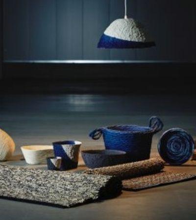 Ikea lança utensílios de cozinha feitos de palha de arroz