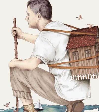 Ilustradora cria realismo mágico inspirado em memórias da infância