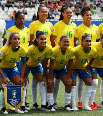 Salários do futebol feminino são comparáveis aos da Série C masculina
