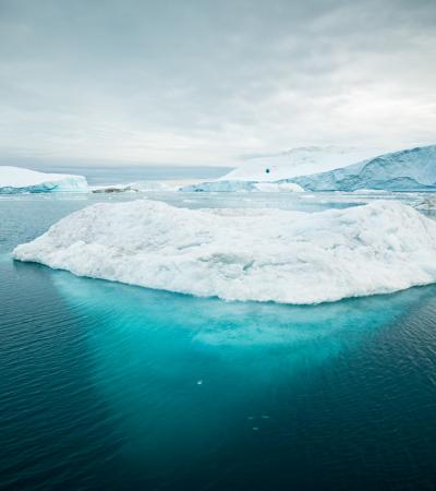 Empresário árabe quer mover dois icebergs da Antártida para o Golfo Pérsico