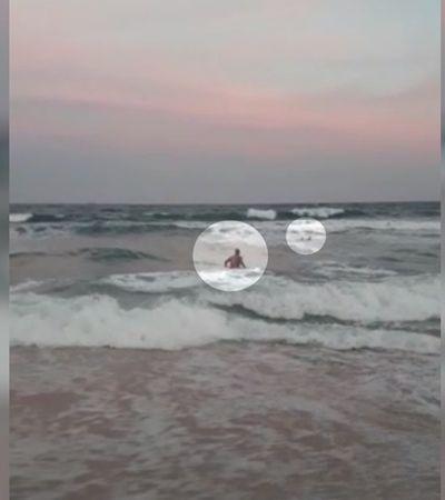 Bombeiro goiano de folga salva família austríaca em praia do Rio