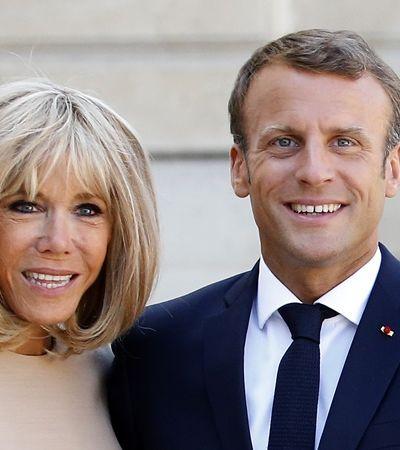 Brasileiros criam hashtag #DesculpaBrigitte para pedir 'pardon' à primeira-dama da França