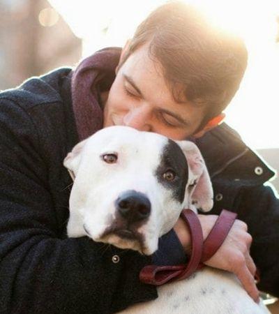 Pesquisa confirma: Conviver com cachorros faz bem pra saúde do coração