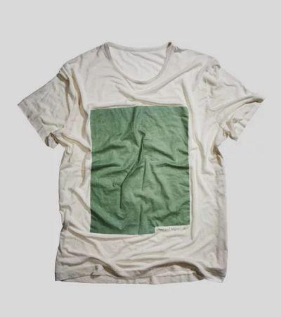 Vollebak cria camiseta 100% reciclável e que se decompõe após descarte