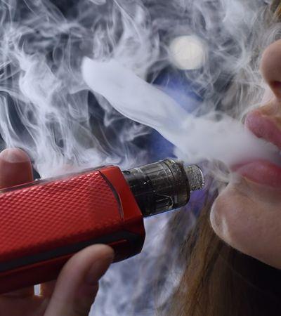 Cigarro eletrônico faz primeira vítima fatal nos EUA e reforça alerta de médicos