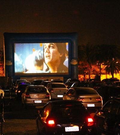 São Paulo ganha sessões de cinema drive-in com o Cine Autorama