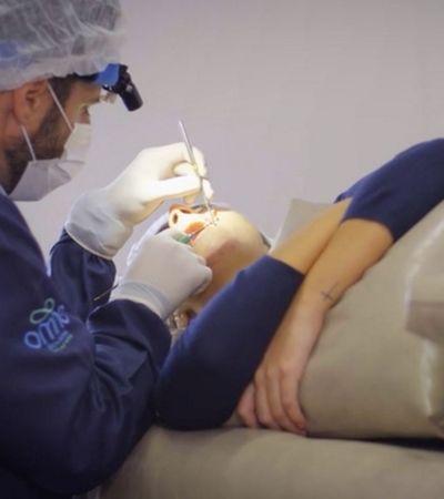 Uma ideia simples promete melhorar muito a vida dos dentistas. E dos pacientes