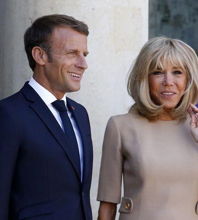 Primeira-dama da França volta a dar aulas para ensinar adultos desempregados